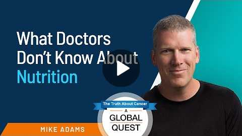 Mike Adams (The Health Ranger) - What Doctors Don't Know About Nutrition