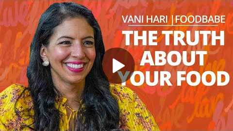 How The Food Industry is Feeding you Lies with Vani Hari (Foodbabe) and Lewis Howes