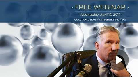 Colloidal Silver 101 with Dr. Glidden, ND