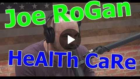 joe rogan and bernie sanders talk health care