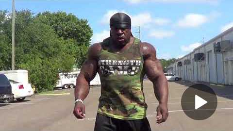When Bodybuilding Meets Strongman ft Elliott Hulse Kali Muscle YouTube