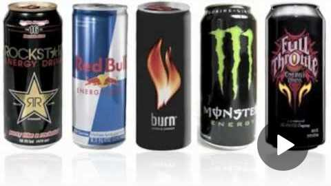 Energy Drinks, Mark Of The Beast
