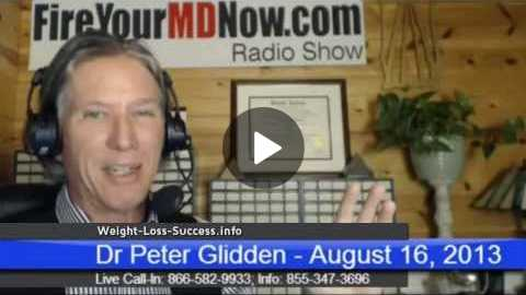 Weight Loss Success | Dr. Glidden Teaches How To Find Success In Weight Loss | Fire Your MD Now