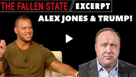 Elliott Hulse Explains His Defense of Alex Jones; Gives Take on Trump: 'I Approve'! (Excerpt)