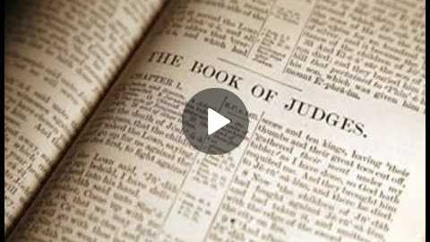 Judges 13 Daily Bible Reading with Paul Nison