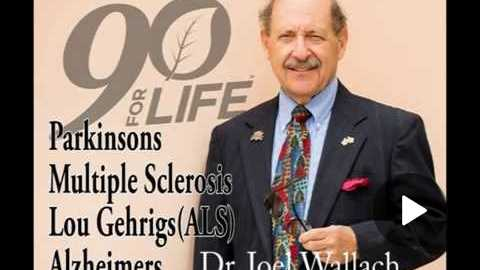 ND Dr Joel Wallach on Parkinsons, ALS, MS, Alzheimers and more