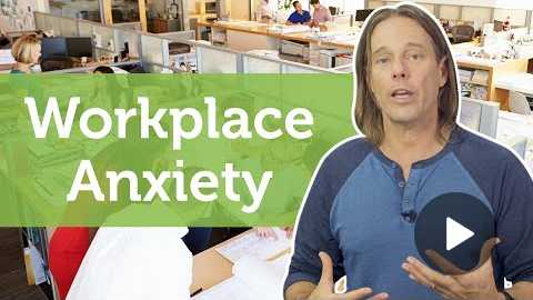 Mental Health | How to Ease Anxiety in the Workplace