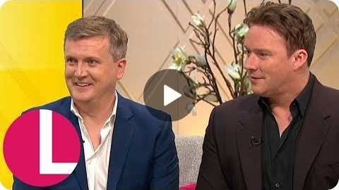 Classical Stars Aled Jones and Russell Watson Are Teaming Up on a Duet Album | Lorraine