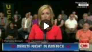 Alex Jones Freaks Out Over Clinton's Health During Debate