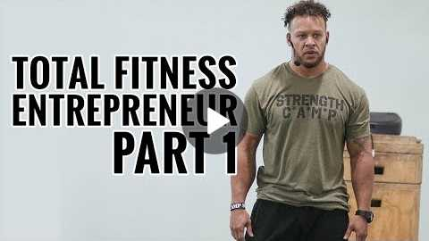 Total Fitness Entrepreneur [PART 1]