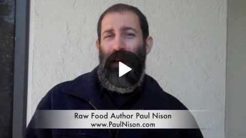 More Q & A with Paul, sleep, rest, raw water, working at night