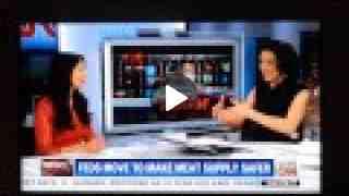 Vani Hari aka Food Babe on CNN Live Talking Antibiotics in Food & Chick-fil-A