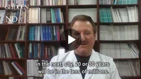 Dr. Glidden interviews Dr. Burzynski on cancer treatment