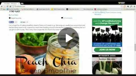 Brand in Demand Case Study-The Food Babe