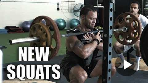 SQUATTING AGAIN + Multi-Directional Leg Workout