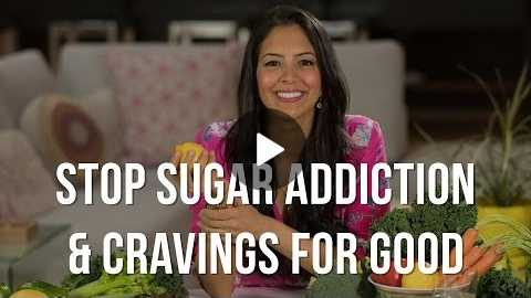 How To Stop Sugar Addiction & Cravings For Good!