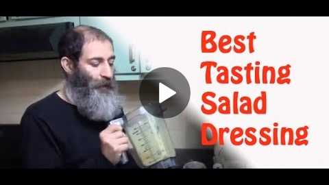 This Dressing Makes Every Salad Taste Great