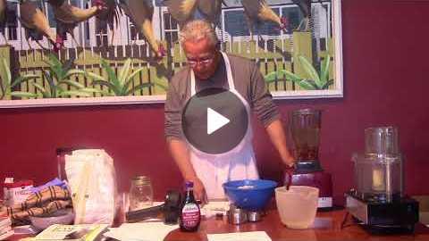 Fresh Almond Milk Recipe