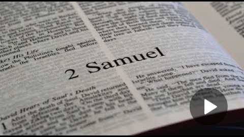 2 Samuel 3 Daily Bible Study with Paul Nison