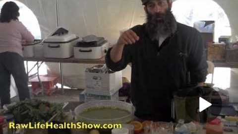 Quick and Simple Raw Food Recipes #386