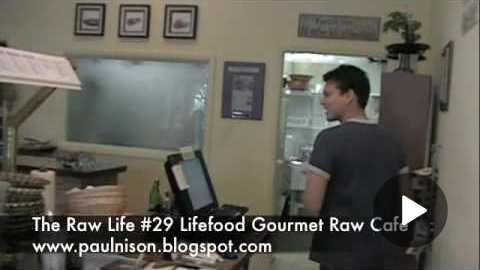 Raw Food Restaurant in Miami Florida 'Lifefood Gourmet'