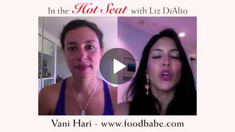 Beer reviews, Organic Living and Toxins in Your Tea with the Food Babe with Vani Hari