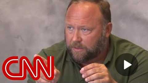 Alex Jones claims psychosis made him believe Sandy Hook was staged