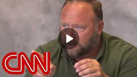 Alex Jones claims psychosis made him believe Sandy Hook was staged