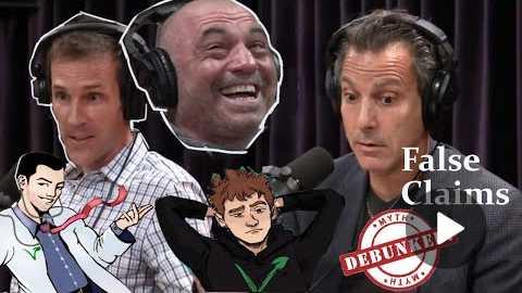 Debunking False Health Claims in the Kresser Vs. Kahn Debate on Joe Rogan's Podcast (Part 1)