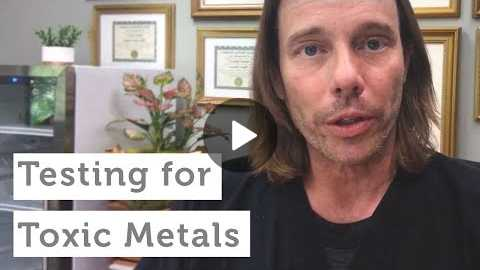 What Toxic Metal Tests Are There?