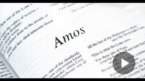 Amos 2 Daily Bible Reading with Paul Nison