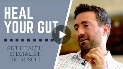 Best Diet To Improve YOUR Gut Health (TRY THESE!!) Dr. Ruscio | MIND PUMP