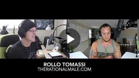 What Is A RATIONAL MALE? [Rollo Tomassi Interview]