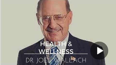 Health & Wellness Seminar with Dr. Joel Wallach