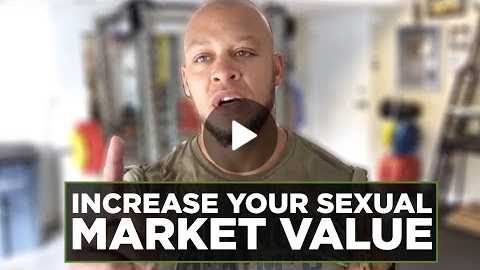 Fasted Push/Pull Workout + How To Increase Your Sexual Market Value