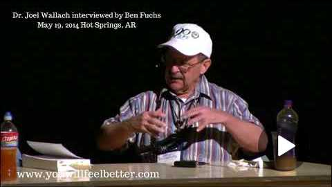 EpiGenetics Q&A Ben Fuchs and Dr. Joel Wallach Part 1