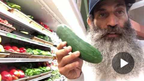 How much would you pay for a cucumber