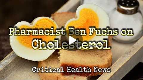 Pharmacist Ben Fuchs: Cholesterol