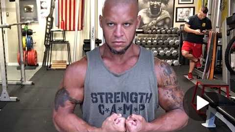 STRONG and STABLE Shoulders [AM TRAIN]