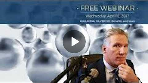 Colloidal Silver 101 with Dr Glidden, ND