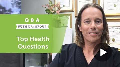 Dr. Group Answers Your Top Health Questions