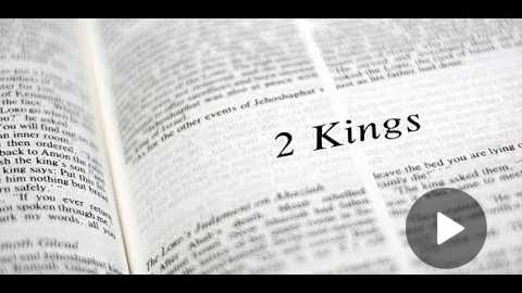 2 Kings 16 Daily Bible Reading with Paul Nison