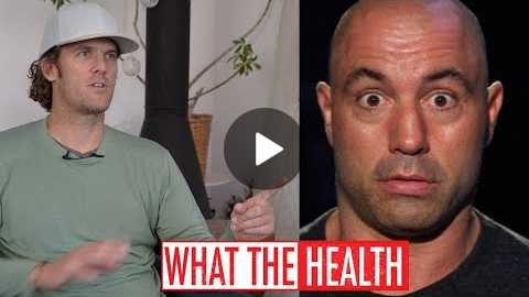 'What the Health' Director Thanks Joe Rogan & The Haters