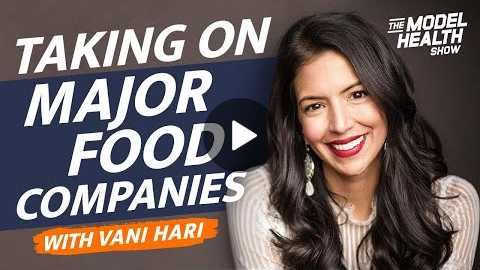 Vani Hari Interview - Taking On Major Food Companies And Being A Champion For Health