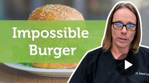 What Is the Impossible Burger?