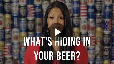 Anheuser-Busch and Miller Coors - What's Hiding In Your Beer?