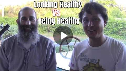 Looking Health vs Being Healthy and More Q&A with Paul Nison