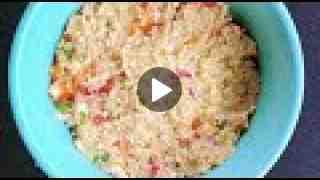 Raw Vegan Spanish Rice Recipe
