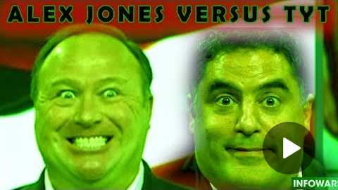 Alex Jones Versus The Young Turks