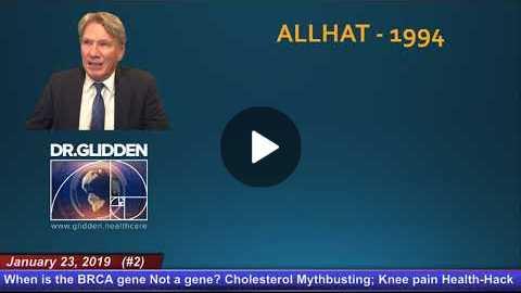 The Dr. Glidden Show 1.23.19